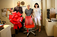 Chair Donation by Goodman's Office Furnishings