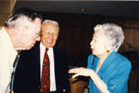 Denis Kigin, Bill and Margaret Kajikawa