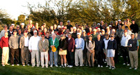 Players at the 2004 Golf Tournament