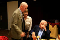 Mike Pasqualetti, Joyce Hartman Diaz, Hugh Downs