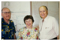 Joe Milner, Sue Shafer, Glen Overman