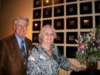 Carl Cross and Arlene Westgard